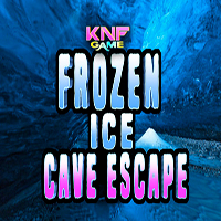 Frozen Ice Cave Escape KNFGames