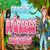 Frozen Princess Flying Ship Grace Girls Games