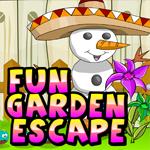 Fun Garden Escape Games4King
