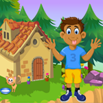 Funny Boy Rescue Games4King