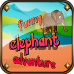 Funny Elephant Adventure GamesClicker