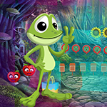 Funny Frog Escape Games4King
