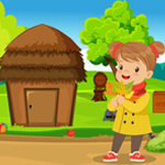 Funny Little Girl Rescue Games4King