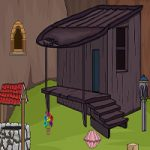 Funny Rooster Rescue Games2Jolly