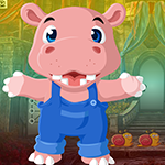 Furious Rhinoceros Escape Games4King