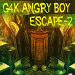 G4K Angry Boy Escape 2 Games4King