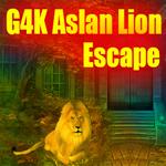 G4K Aslan Lion Escape Games 4 King