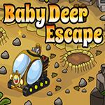 G4K Baby Deer Escape Games 4 King