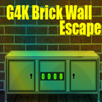 G4K Brick Wall Escape Game4King