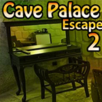 G4K Cave Palace Escape 2 Games4King
