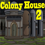 G4K Colony House Escape 2 Games4King