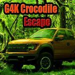 G4K Crocodile Escape Games 4 King