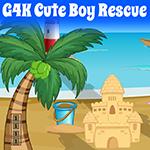 G4K Cute Boy Rescue Games 4 King