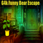 G4K Funny Bear Escape Games 4 King