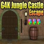 G4K Jungle Castle Escape 2 Games4King