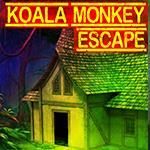 G4K Koala Monkey Escape Games 4 King