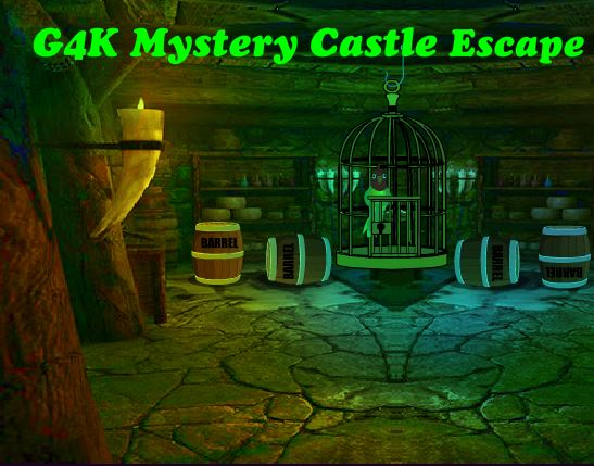 G4K Mystery Castle Escape Games 4 King