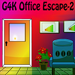 G4K Office Escape 2 Games4King