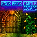 G4K Rock Brick Castle Escape Games 4 King