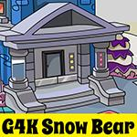 G4K Snow Bear Escape Games4King