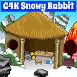 G4K Snowy Rabbit Escape Games 4 King