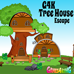 G4K Tree House Escape Games 4 King