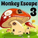 G4K Monkey Escape 3 Games 4 King