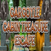 Gargoyle Cabin Treasure Escape YolkGames