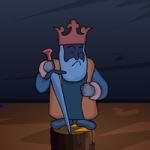 Genie Cursed King Escape GenieFunGames