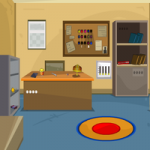 Genie Detective Office Escape GenieFunGames