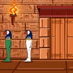 Genie Egypt 10 Door Escape GenieFunGames