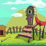 Genie Lost Land 5 GenieFunGames