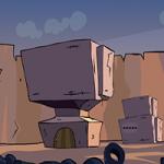 Genie Lost Land 6 GenieFunGames