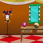Genie Scary Clown Escape GenieFunGames