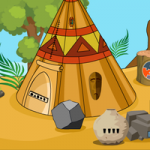 Genie Tribal Hut Escape 2 GenieFunGames