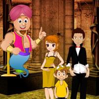Genie World Escape WowEscape