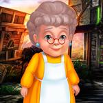 Gentle Granny Escape PalaniGames