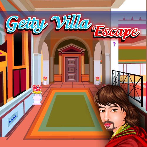 Getty Villa Escape EscapeGames3