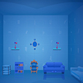 Ghoost Glasss Room Escape TollFreeGames