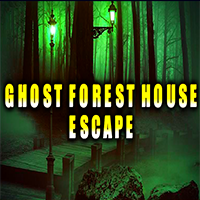 Ghost Forest House Escape AvmGames