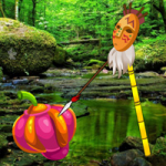 Giant Fruits Forest Escape Games2Rule