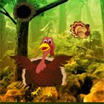 Giant Turkey Forest Escape Games2Rule