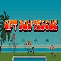 Gift Boy Rescue TheEscapeGames