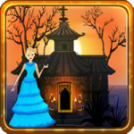 Girl Escape From Ancient Temple Games4Escape