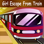 Girl Escape From Train Games4King