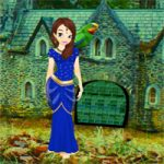 Girl Rescue From Forest Castle Games2Rule