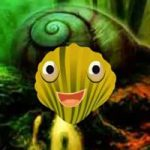 Glacier Snail Forest Escape Games2Rule
