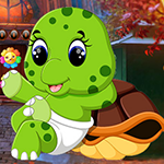 Gladness Turtle Escape Games4King
