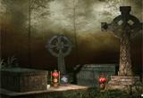 Gloomy Cemetery Escape FirstEscapeGames