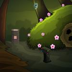 Gloomy Forest Escape EscapeGamesDaily
